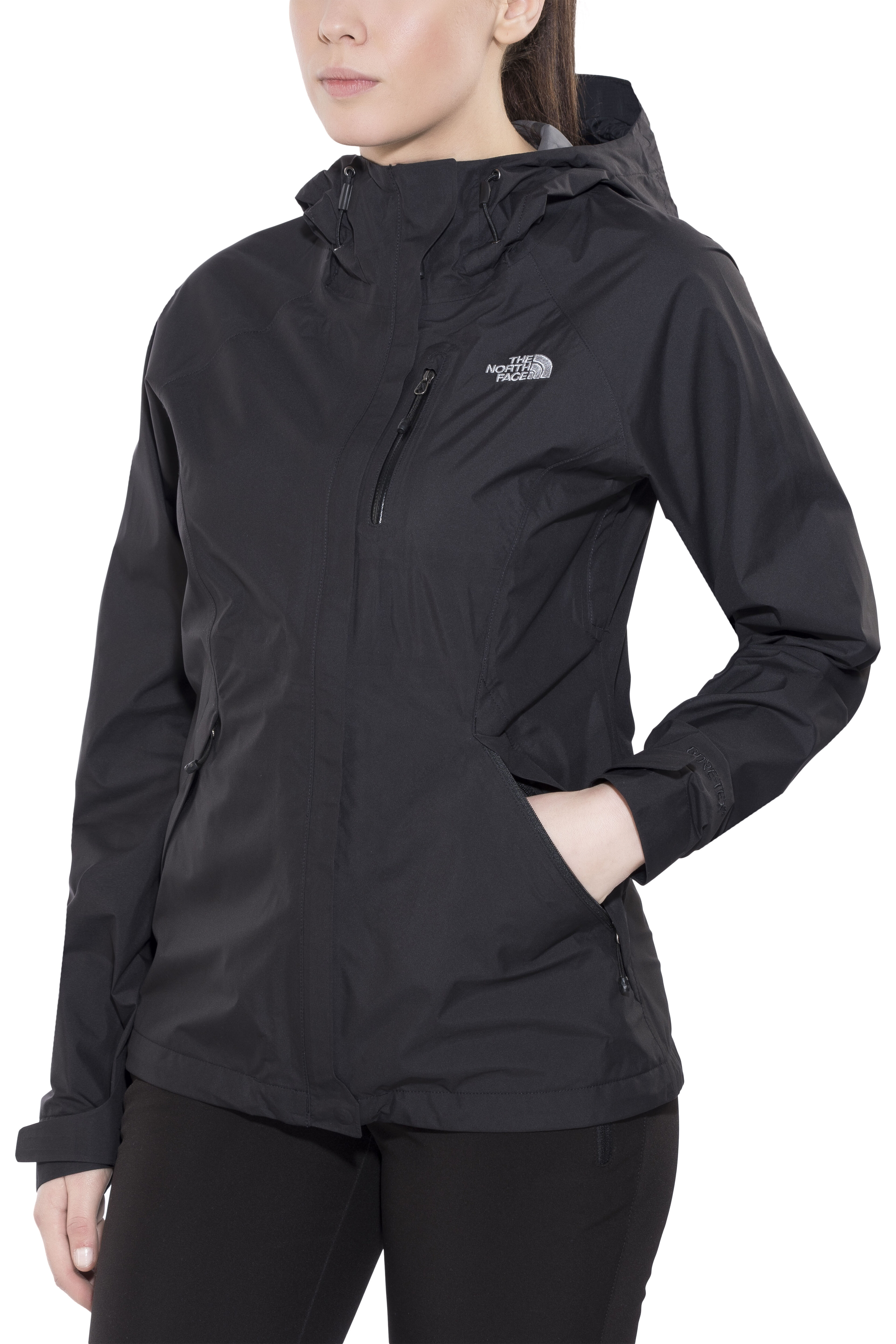 The North Face Dryzzle - Veste Femme - noir sur CAMPZ ! 669a8aac4f32